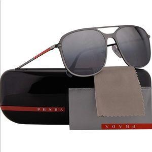 Prada Linea Rossa 53TS Polarized Sunglasses